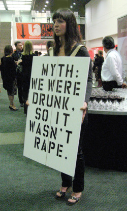 Campus Rape: Reporters and Rape Myths