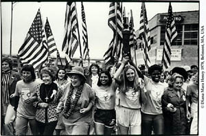 March Into the National Women's Conference, 1977