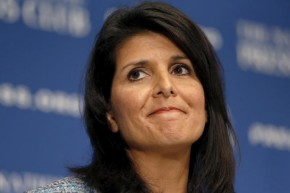 A Powerful Veep Audition for GOP Governor Nikki Haley
